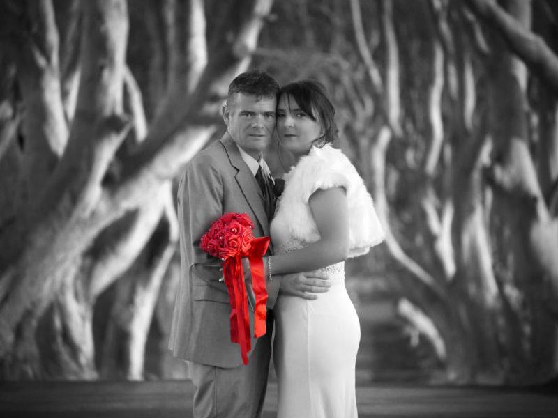 Shauna And Brian – Dark Hedges
