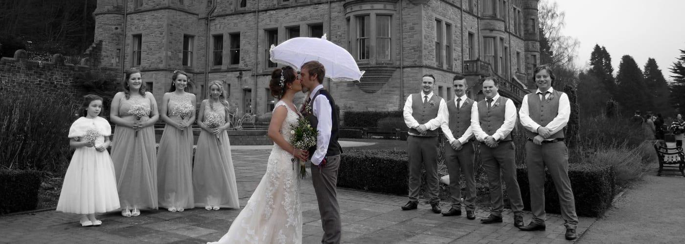 Belfast Castle Wedding Photography