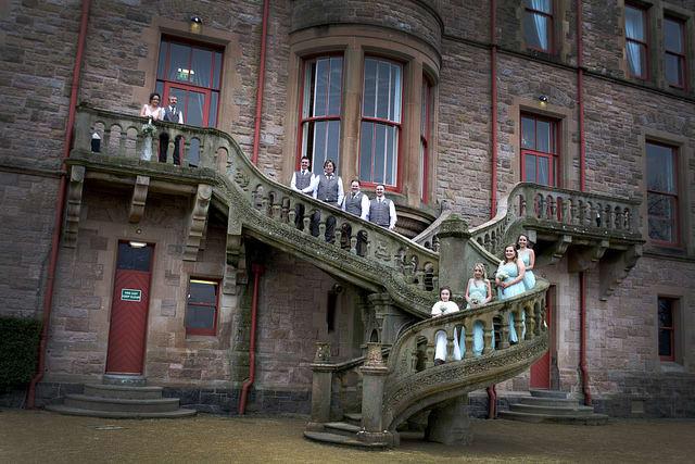 Belfast Castle Wedding Photographer